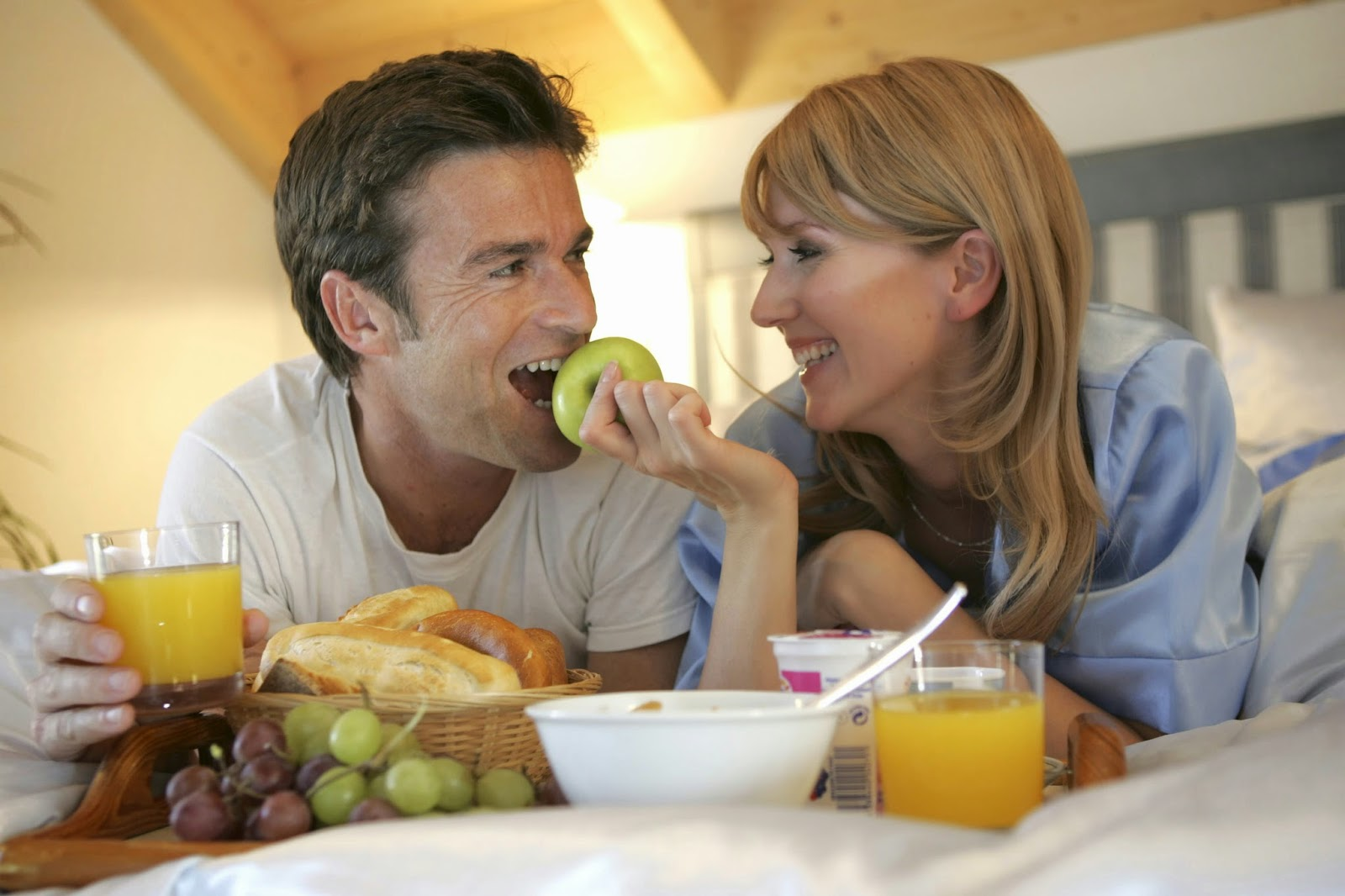 لماذا يؤدي الزواج الى زيادة الوزن؟