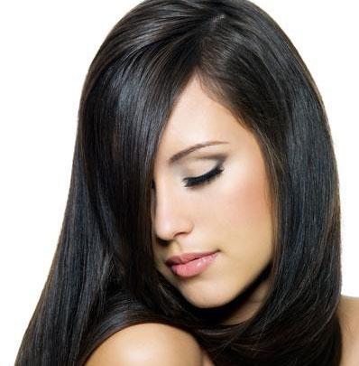 وصفه لتنعيم الشعر