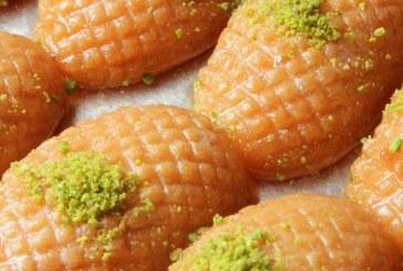 طريقة عمل صوابع زينب…. حلويات شرقية