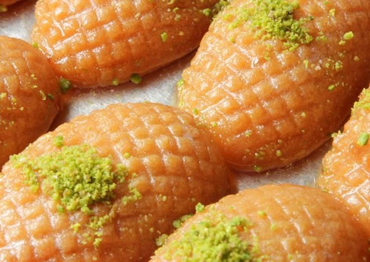 طريقة عمل صوابع زينب.... حلويات شرقية