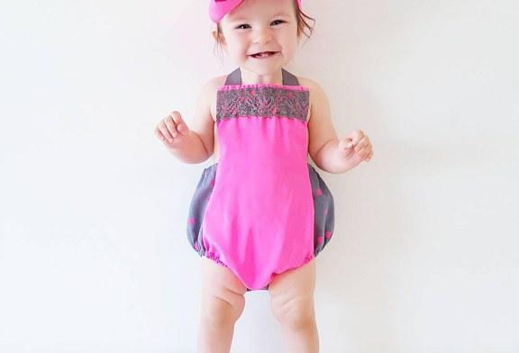 شراء ملابس الطفل أكبر من حجمه شيء غير مستجب