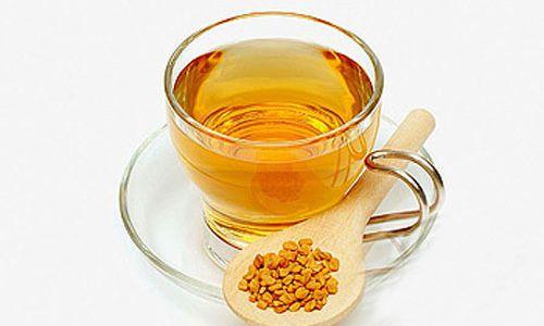 مشروب الحلبه بالعسل الاسودوالسمنه البلدي
